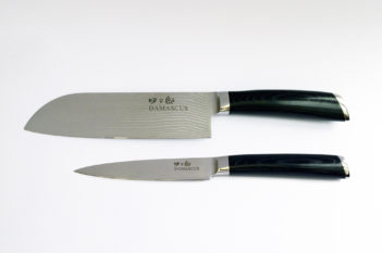 Messer und Klappmesser